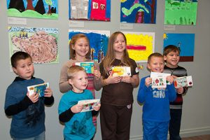 TGI ArtFridays - Kids Art Program Ages: 7-8 @ ArtStart