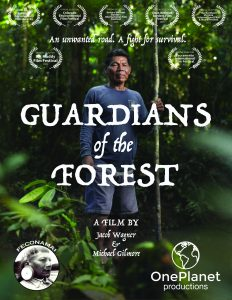 Film Poster - Guardians of the Forest